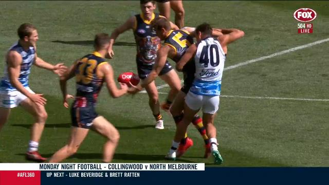Cat offered one-game ban