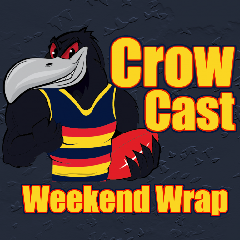 CrowCast - Adelaide Crows Football Club Fan Podcasts