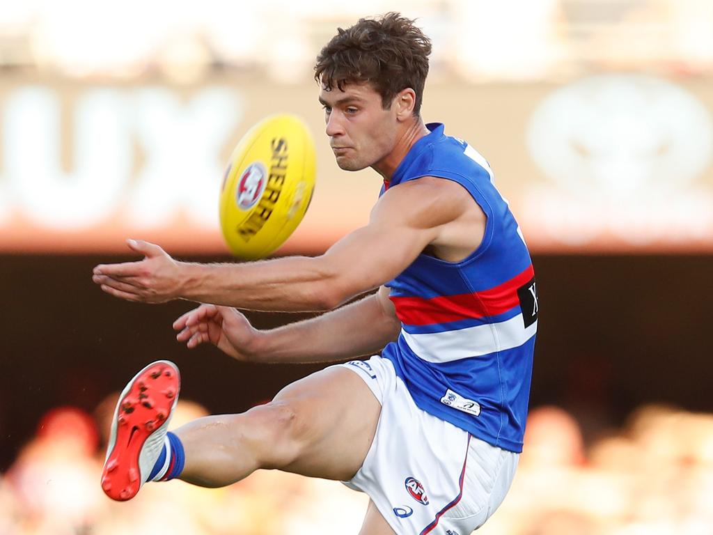Josh Dunkley was drafted in 2015. Picture: Michael Willson
